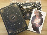 FF33 (in-stock) Fullmetal Alchemist tarot cards & artbook set