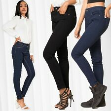 Woman Jeans Skinny Fit Push Up Stretch Casual Chic Classy Look Sexy Style