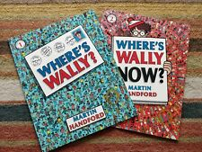 Where's Wally? And Where's Wally Now? by Martin Handford (Paperback)