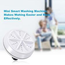 3in1 Mini Waschmaschine Waschmaschine tragbare rotierende Ultraschall-Turbine