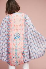 NEW Anthropologie-Feathers by Tolani Coco Printed Kimono Size O/S (One Size)