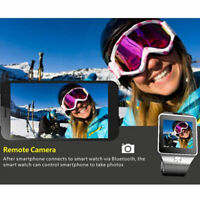 A1 DZ09  Bluetooth Smart Watch Camera SIM Slot For HTC Samsung Android Phone