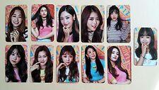I.O.I IOI 2nd mini Album Miss Me PhotoCard Official Produce 101 Full Set (11pcs)