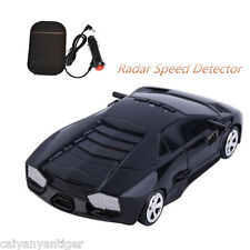 Car Speed Anti-Police Voice Alert Radar 360° GPS Protection Laser Detector Alarm