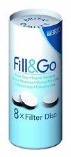 Brita Fillandgo Replacement Water Filter Discs