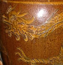 Antique Thai water Jar circa Ratanakosin 1800 ad Rare