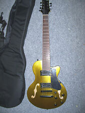 7 string guitar, new, Semi hollow body