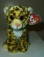 Ty Beanie Baby - SPOTTY the Leopard (6 Inch) MINT with MINT TAGS