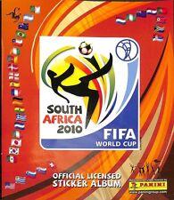 Album calciatori Mondiali 2010