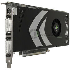 Nvidia GeForce 9800 GT 512MB PCIe x16 Dual DVI Video Graphics Card AS IS