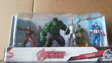 Disney Exclusive Marvel Avengers 6-Figure PVC Playset