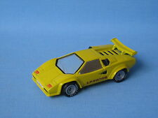 Matchbox World Class 23 Lamborghini Countach Yellow Italian Sports CarToy Model