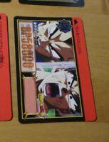 DRAGON BALL Z DBS DBZ HONDAN PART 37 CARDDASS CARD REG CARTE 13 JAPAN MINT