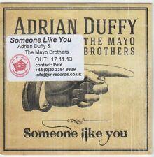 (EM918) Adrian Duffy & The Mayo Brothers, Someone Like You - 2013 DJ CD
