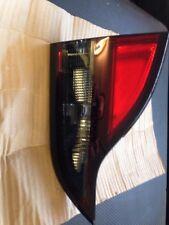 VAUXHALL ZAFIRA TOURER C N/S INNER TAILGATE BOOT LIGHT LEFT 13288832 LENS 2014