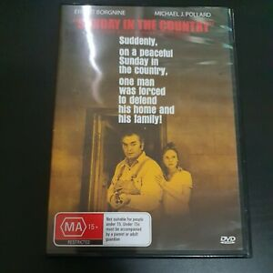 Sunday in the Country (DVD, 1974) Region 4 Ernest Borgnine