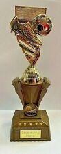 Golden Boot Award 3D Trophy + FREE LASER Engraving