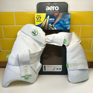Aero Batsman Lower Body Protectors Cricket Protection P2 Strippers LH -All Sizes