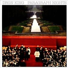 DRGN KING - Paragraph Nights (CD 2013) USA Import EXC-NM Neo-Psych Indie Pop