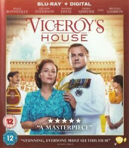 Viceroy's House (2017) Blu-Ray NEW