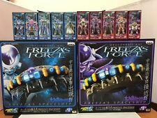 Banpresto Dragon Ball Z WCF Figure 1&2 FREEZA`S FORCE Spaceship ALL 13 Set NEW