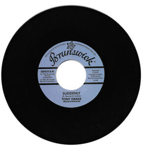 Tony Drake Suddenly / Gene Chandler My Baby's Gone Northern Soul Listen