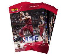 "2017-2018 Panini Cleveland Cavaliers PLAYOFF 15-Team Set Lebron James ""1 of 97"""