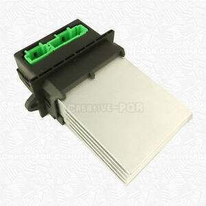 Blower Heater Motor Resistor For Citroen C2 C3 C5 Peugeot 207 406 607 Clio