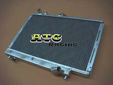 For MAZDA FAMILIA GTX / 323/PROTEGE LX 1.8L BP 1989-1994 All Aluminum Radiator