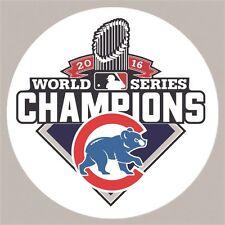 GOLF / 2016 Chicago Cubs World Series Champions Golf Ball Marker New!!