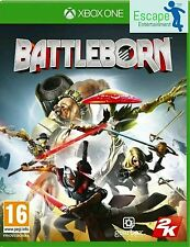 BATTLEBORN FOR XBOX ONE - NEW AND SEALED - PAL - French cover English gameplay