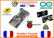 NRF24L01 2.4GHz Antenne Wireless Module Arduino Raspberry RF WIFI robotique