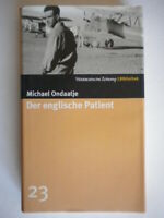 Der englische Patientondaatje michaelsuddeutsche zeitungbibliothek 23 tedesco