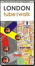 London Tube and Walk, Quickmap, Used; Good Book