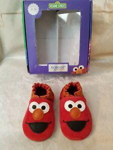 Robeez Sesame Street Elmo size 0-6 months NEW
