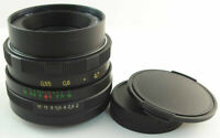 ⭐SERVICED⭐ HELIOS 44m 58mm f/2 Russian Soviet USSR Lens M42 Screw Mount 44-2