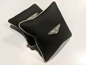 Bentley fit interior matching pillows.