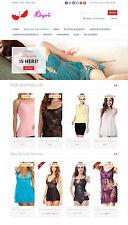 Women's Lingerie Store - The Best Amazon Affiliate Website