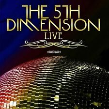 Live! - 5th Dimension (2013, CD NIEUW) CD-R