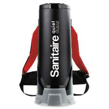 Sanitaire Backpack Vacuum - 11.50 A - 2.50 Gal - Black (sc535)