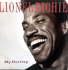 """Lionel Richie 7"""" My Destiny - France (VG+/EX)"""