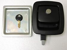 TriMark Lock RV Motorhome Compartment Storage Baggage door Latch with plunger
