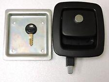 TriMark Lock RV Motorhome Compartment Storage Baggage door Latch with plunger