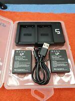 Cargador de Batería para Creative Labs Vado HD divicam 428 Pocket Video Cámara VF0624