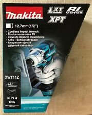 "NEW!!! Makita XWT11Z 18V 1/2"" Impact Wrench - Tool Only"