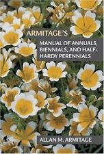 Armitage's Manual of Annuals, Biennials and Half-Hardy Perennials, Chris Johnson