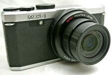 Ricoh Pentax MX-1 CMOS censor Point & Shoot digital camera *Silver