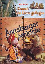 AUGSBURGER PUPPENKISTE - DVD - KOMMT EIN LÖWE GEFLOGEN  ( Max Kruse )