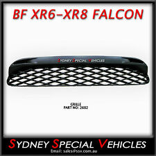 PLASTIC MESH GRILLE FOR BF XR8 XR6 FRONT BARS MODELS LOWER GRILL XR NEW