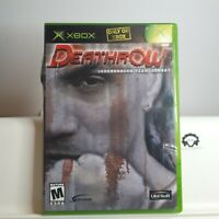 Deathrow ( Original Xbox ) TESTED